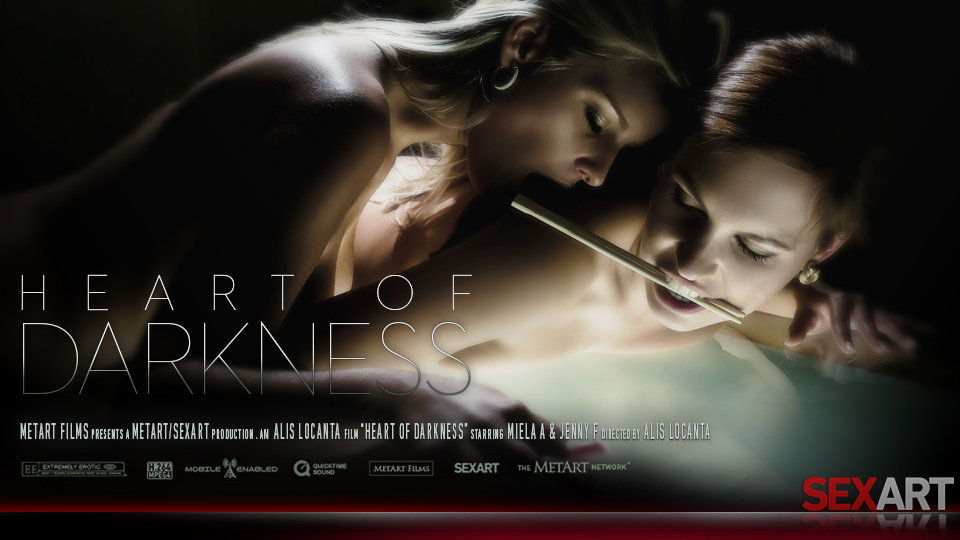 SexArt Heart of Darkness Jenny Appach, Miela A