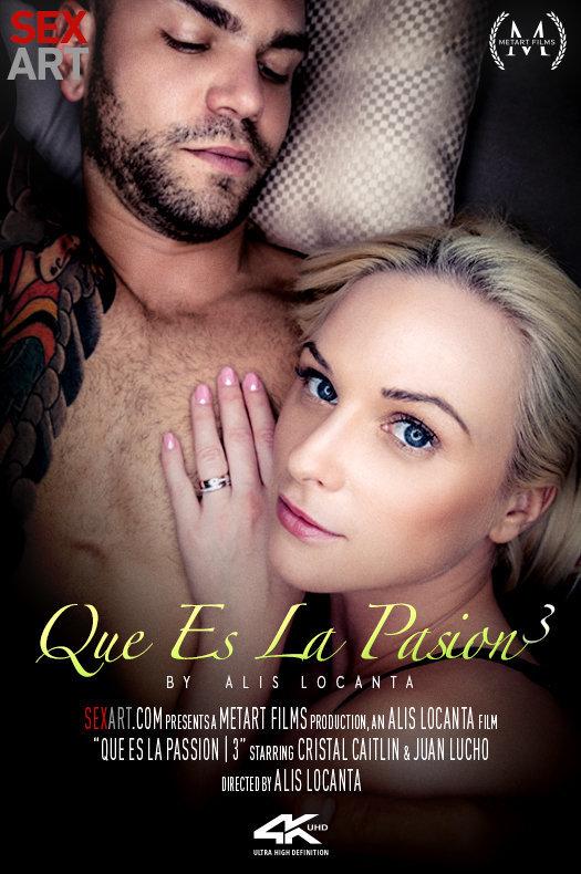 Que Es La Pasion 3 featuring Cristal Caitlin & Juan Lucho by Alis Locanta