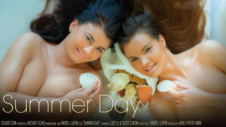 SexArt Summer Day Lucy Li, Suzie Carina