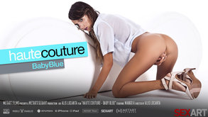 SexArt Haute Couture - Baby Blue Mango A