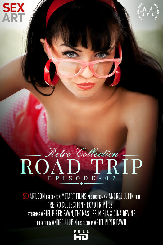 The Retro Collection - Road Trip Episode 2 featuring Gina Devine & Thomas Lee by Andrej Lupin
