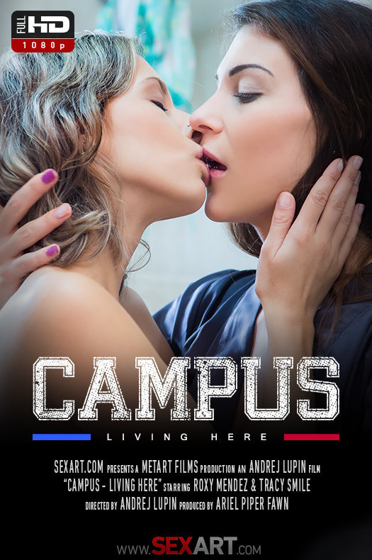 SexArt – Roxy Mendez, Tracy Smile – Campus Episode II