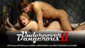 Undercover Dangerous II starring Jasmine W & William Corazon