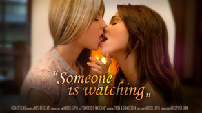 Someone Is Watching starring Frida & Gina Gerson