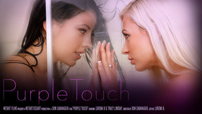 Purple Touch starring Lorena B & Tracy Lindsay