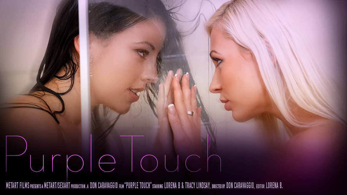 SexArt Purple Touch Lorena B, Tracy Lindsay