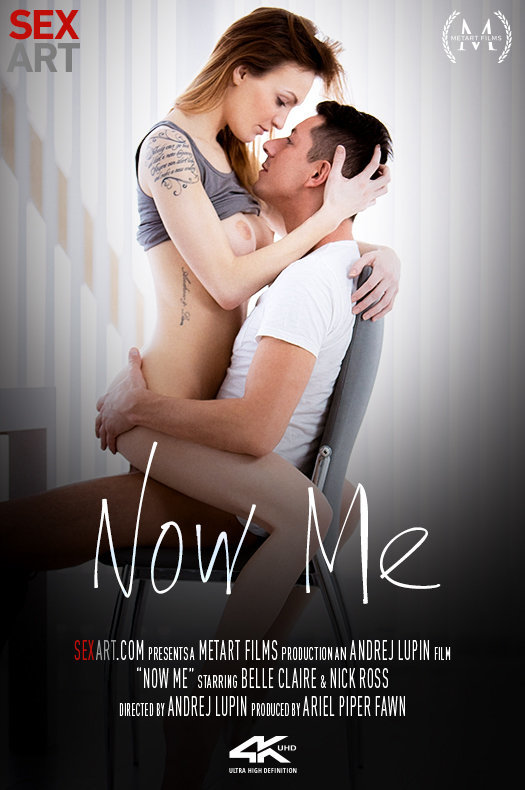 Now Me featuring Belle Claire & Nick Ross by Andrej Lupin