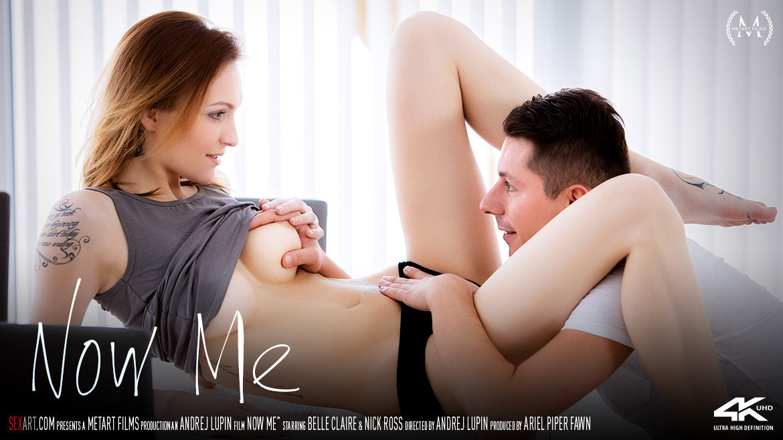 Sex Art - Belle Claire & Nick Ross - Now Me