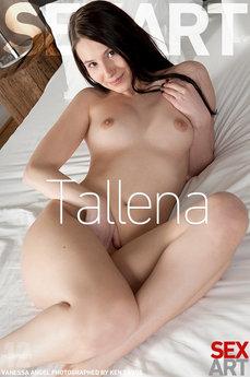 SexArt - Vanessa Angel - Tallena by Ken Tavos