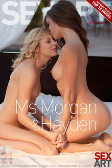 SexArt - Hayden Hawkens & Malena Morgan - Ms. Morgan and Hayden by Kaden