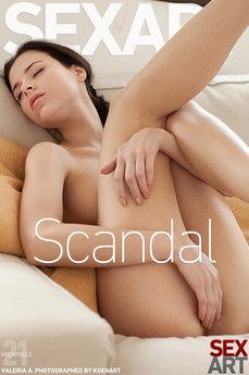 SexArt Scandal Valeria A