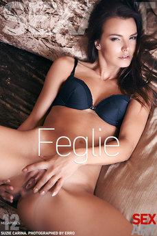 Feglie. Feglie featuring Suzie Carina by Erro