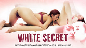 White Secret starring Kitty Jane & Mia Knox