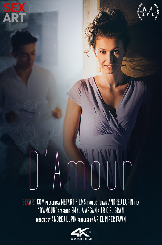 D'Amour featuring Emylia Argan & Eric El Gran by Andrej Lupin