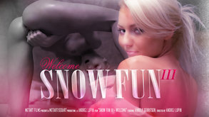Snow Fun III - Welcome starring Carla Cox & Emylia Argan & Gabi de Castello & Grace C & Terry Sullivan & Kristof Cale & Matt Ice & Will S