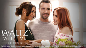 Waltz With Me - Spring starring Alexis Brill & Amarna Miller & Taylor Sands & Franck Franco & Juan Lucho