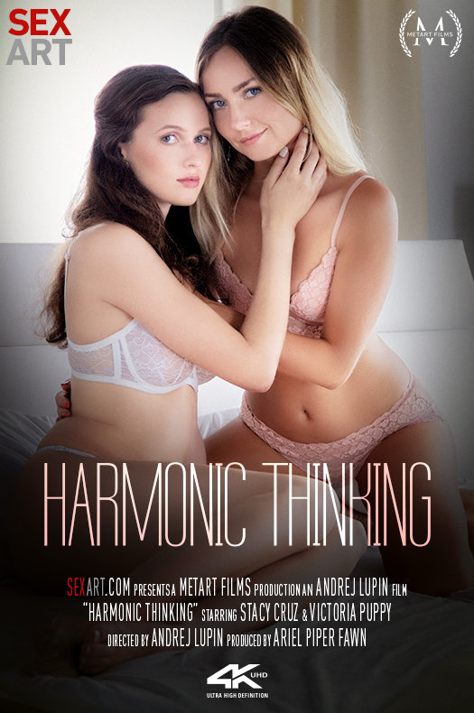 Harmonic Thinking featuring Stacy Cruz & Victoria Puppy by Andrej Lupin