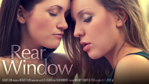 Rear Window starring Tess B & Whitney Conroy
