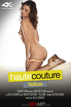 Haute Couture - Yellow