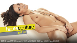 Haute Couture - Yellow starring Alyssa Reece