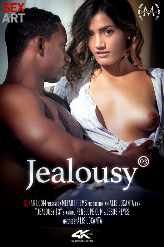 Jealousy 3 featuring Penelope Cum & Jesus Reyes by Alis Locanta