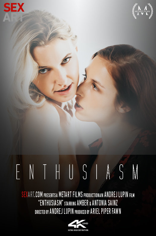 Enthusiasm featuring Amber & Antonia Sainz by Andrej Lupin