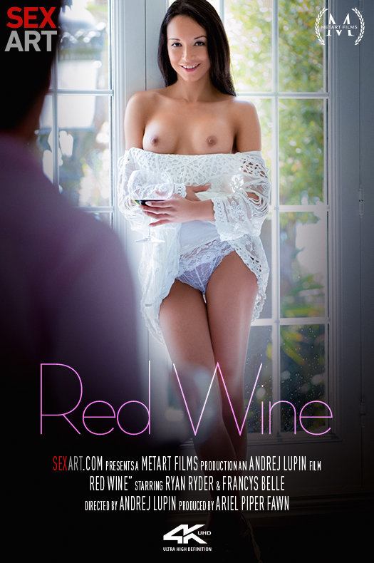 Red Wine featuring Francys Belle & Ryan Ryder by Andrej Lupin