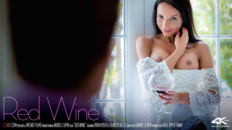 Sex Art - Francys Belle & Ryan Ryder - Red Wine