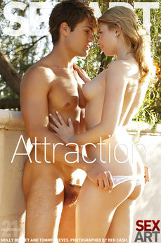 SexArt - Molly Bennet & Tommy Reeves - Attraction by Ben Cash