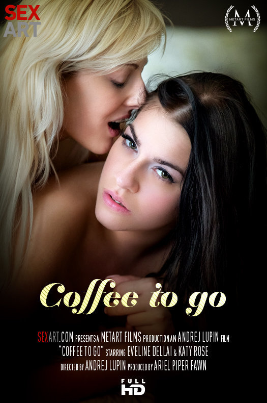 Coffee To Go featuring Eveline Dellai & Katy Rose by Andrej Lupin