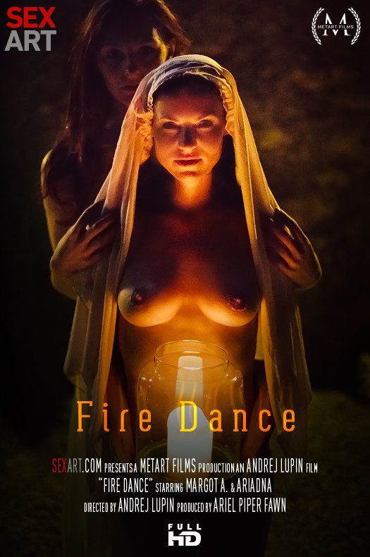 Fire Dance featuring Ariadna & Margot A by Andrej Lupin