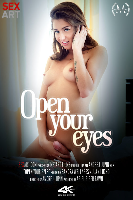 Open Your Eyes featuring Sandra Wellness & Juan Lucho by Andrej Lupin