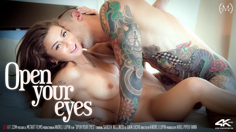 Sex Art - Sandra Wellness & Juan Lucho - Open Your Eyes