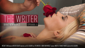 The Writer - Brave New World starring Lindsey Olsen & Luna & Whitney Conroy & Franck Franco