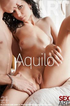 SexArt - Deja Move & Andy A - Aquilo by Matt Hathaway