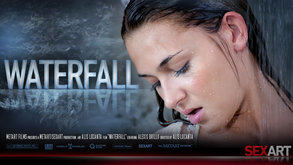 Waterfall starring Alexis Brill