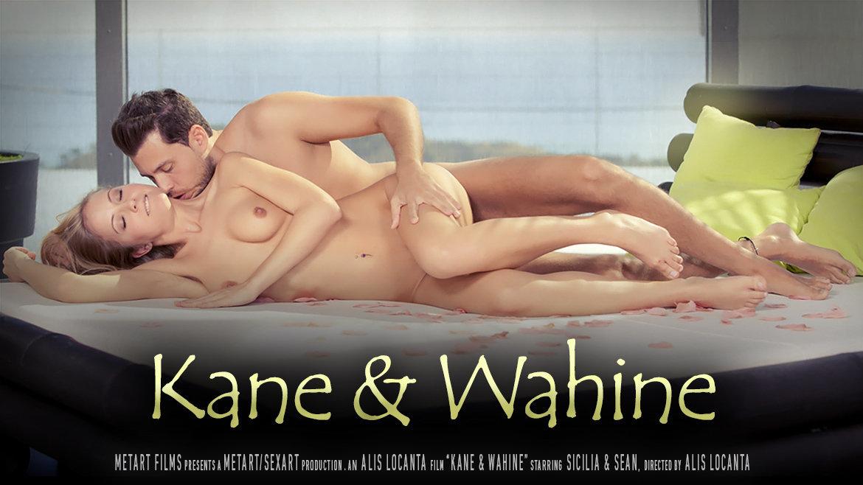 SexArt Kane & Wahine Sicilia, Sean