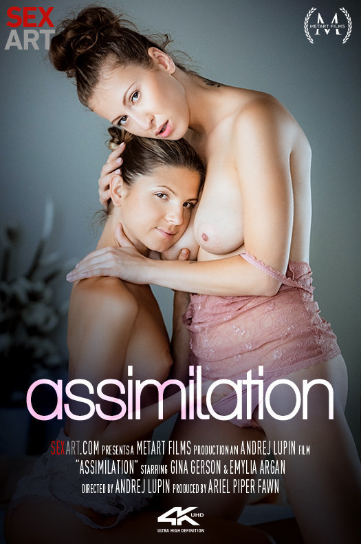 Assimilation featuring Emylia Argan & Gina Gerson by Andrej Lupin