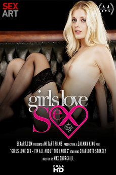 I'm All About The Ladies starring Charlotte Stokely