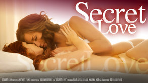 Secret Love starring Elle Alexandra & Malena Morgan