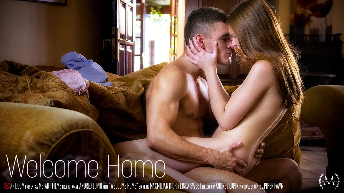 Sex Art - Linda Sweet & Maxmilian Dior - Welcome Home