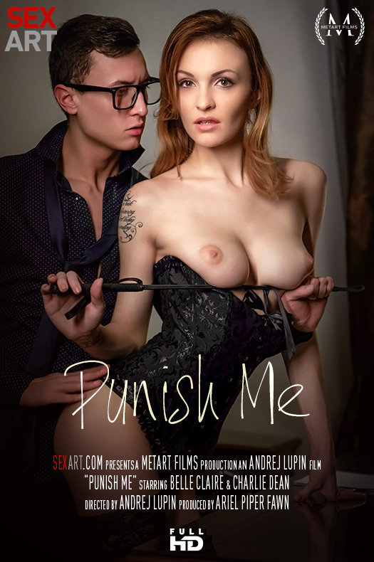 Punish Me featuring Belle Claire & Charlie Dean by Andrej Lupin