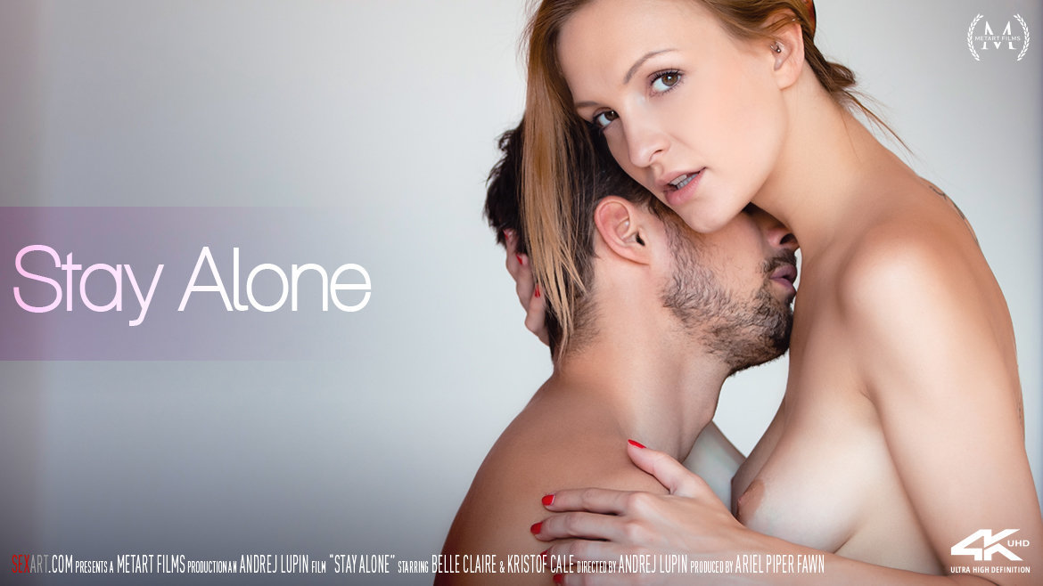 Sex Art - Belle Claire & Kristof Cale - Stay Alone