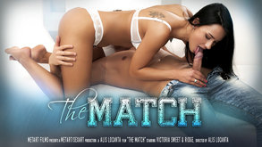 The Match starring Victoria Sweet & Ridge