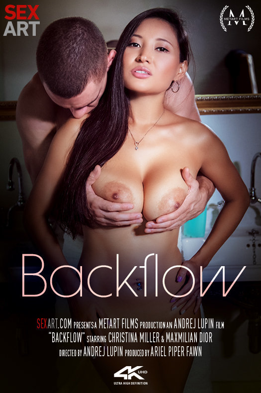 Backflow featuring Cristina Miller & Maxmilian Dior by Andrej Lupin