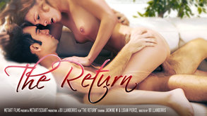 The Return starring Jasmine W & Logan Pierce
