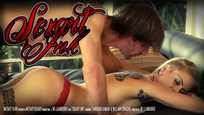 SexArt Ink starring Cameron Canada & William Corazon
