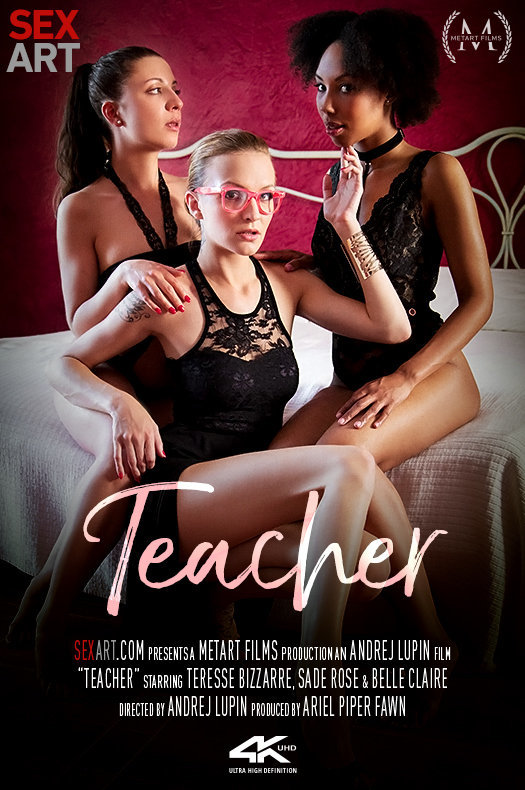 Teacher featuring Belle Claire & Sade Rose & Teresse Bizzarre by Andrej Lupin