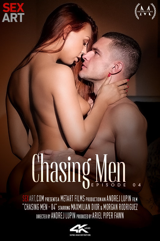 Chasing Men Episode 4 featuring Morgan Rodriguez & Maxmilian Dior by Andrej Lupin