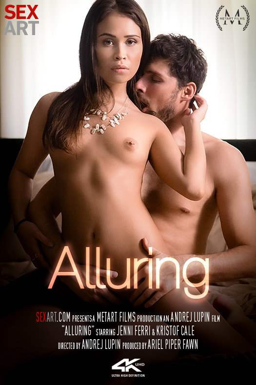 Alluring featuring Jenni Ferri & Kristof Cale by Andrej Lupin
